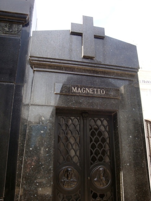 tumulo magneto